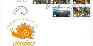 PTT'den sürekli posta pulları ve ilk gün zarfı tedavüle sunuldu