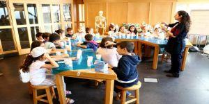 Kâğıt Müzesi ve Bilim Merkezi Bilgievlerini ağırlıyor