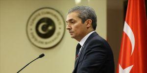 Dışişleri Bakanlığı Sözcüsü Aksoy: Bağdadi insanlığın en büyük düşmanlarından biridir