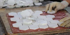 ABD ve Kanada'da mutfakları Türk taşları süslüyor