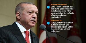 Cumhurbaşkanı Erdoğan: Türkiye kendi imkanlarıyla istediğini yapabileceğini gösterdi