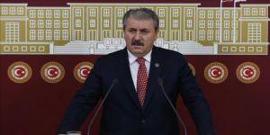 BBP Genel Başkanı Destici: ABD'nin kararını kınıyor ve reddediyoruz