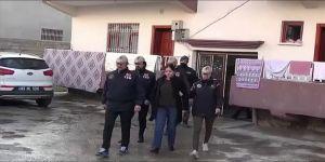 HDP'li Saray Belediye Başkanı Duman'a terörden gözaltı