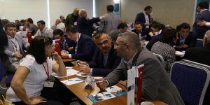 Bulgaristanlı iş insanlarıyla 200'den fazla iş görüşmesi