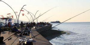 Balık Tutma Yarışması sona erdi
