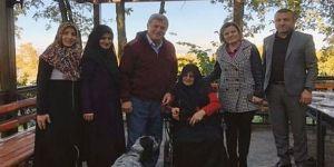Hürriyet'ten Karaosmanoğlu'na ziyaret