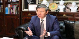 Kazakistan'dan Türkiye'ye 'Yatırımlarınızda üs olabiliriz' mesajı