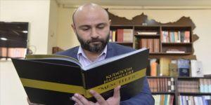Kudüs'ün mescitleri kitap oldu
