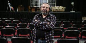 Duayen sanatçı Mehmet Atay'dan Ankara'ya yeni tiyatro