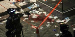 Hong Kong'da siyasetçinin kulağını koparan saldırgan gözaltına alındı