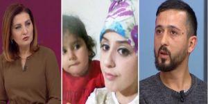 Gebze'de kaybolan eşi ve kızını aramak için programa katıldı