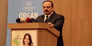 Bursa bölgesi organ bağışında Türkiye birincisi