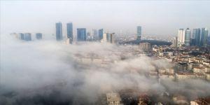 Meteorolojiden kuvvetli rüzgar ve sis uyarısı