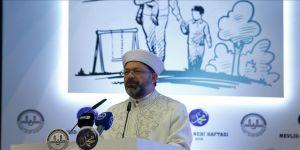 Diyanet İşleri Başkanlığı Mevlid-i Nebi Haftası etkinlerini tanıttı