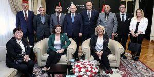 CHP Gebze Kılıçdaroğlu'na ziyaret