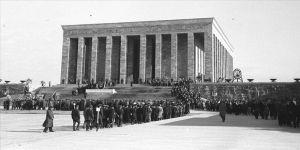"""Atatürk'ün """"son yolculuğu""""na ilişkin belgeler Anıtkabir'de ilk kez sergilenecek"""