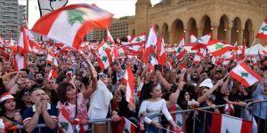 Lübnan'da hükümetin istifasından sonra gösteriler 10'uncu gününde