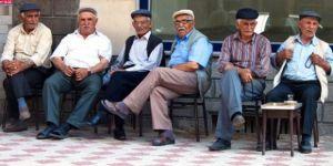 Türkiye yaşlanıyor !  65 yaş ve üstü nüfus ilk kez yüzde 10'u buldu
