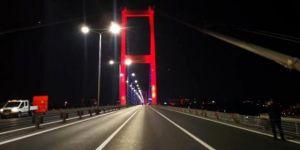 Köprüde intihar! Bir vatandaş kendini köprüden attı