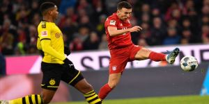 Bayern Münih sahasında Borussia Dortmund'u 4-0 mağlup etti