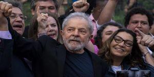 Tahliye edilen eski Brezilya Devlet Başkanı destekçilerine seslendi
