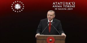 Cumhurbaşkanı Erdoğan: Cumhuriyetimizin lafla istismarını yapmadık