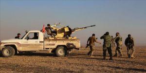 Suriye Milli Ordusu terörle mücadelede 198 şehit verdi