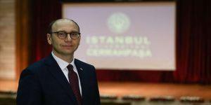 Rektör Prof. Dr. Aydın: İstanbul Üniversitesi-Cerrahpaşa'da taşınmaya rağmen eğitim devam ediyor