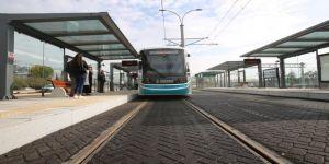 Tramvay hattının uzunluğu 20 kilometreye çıktı