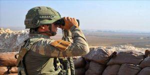 Barış Pınarı Harekatı bölgesinde YPG/PKK'lılarla çatışmalar sürüyor