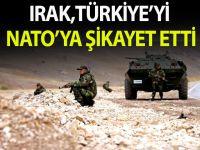 Irak, Türkiye'yi NATO'ya Şikayet Etti