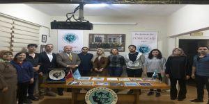 Türk Ocaklarında ödüller sahiplerini buldu