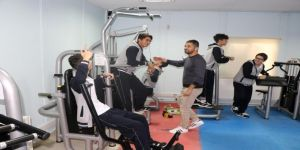 Beyaz Kalpler'de fitness eğitmenleri yetişecek