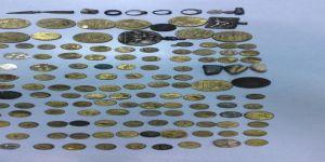 Kocaeli'de tarihi eser kaçakçılarına operasyon