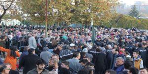 Milli görüşçüler Ankara' ya sıgmadılar!