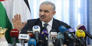 Filistin Başbakanından ABD'nin Yahudi yerleşim birimleri kararına tepki