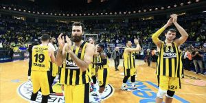 Fenerbahçe Beko THY Avrupa Ligi'nde yarın Barcelona'ya konuk olacak