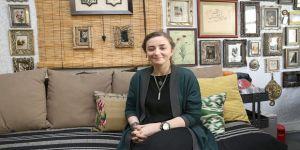 Diplomatik hediyelik eşyalar kadın zanaatkarın elinden çıkıyor