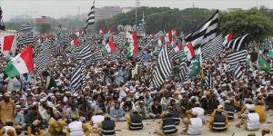 Pakistan'da muhalefet hükümet karşıtı eylemlere son verme kararı aldı