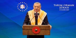 Cumhurbaşkanı Erdoğan: Tarım arazilerinin bölünmesi sorununa kalıcı çözüm getireceğiz