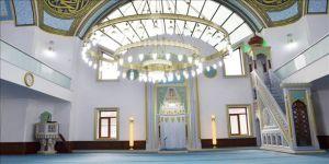 Mevlüt Meryem Özer Camisi, ibadete açıldı
