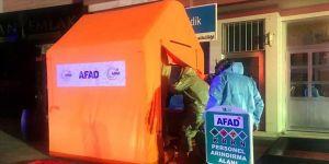 Aksaray'da kimyasal maddeden zehirlenme şüphesiyle 4 kişi hastaneye kaldırıldı