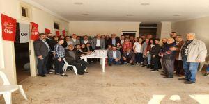 CHP Gebze  Köşklüçeşme Mahallesi delege seçimi tamamlandı