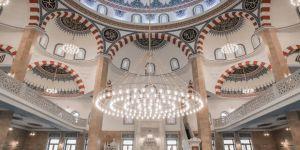 Cibuti'nin en büyük camisinin resmi açılışı yapılacak
