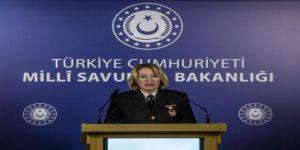 MSB: Pençe operasyonlarında bugüne kadar 163 terörist etkisiz hale getirildi
