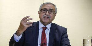 KKTC Cumhurbaşkanı Akıncı: Gayriresmi Kıbrıs görüşmesi bundan sonraki süreç için olumlu bir adım