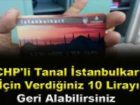 İstanbulkart İçin Verdiğiniz 10 Lirayı Geri Alabilirsiniz