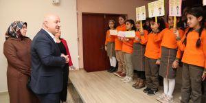 Muzaffer Bıyık Çocuk Hakları Günü Etkinliğine Katıldı