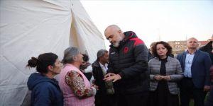 Arnavutluk Başbakanı Rama: Türkiye'nin yardımları hiçbir zaman unutulmayacak