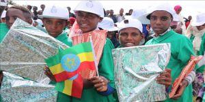 İHH'den Etiyopya'daki yetimlere yardım eli